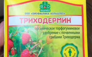 Триходермин для огурцов — способы применения