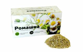 Свежая ромашка: полезные свойства травы