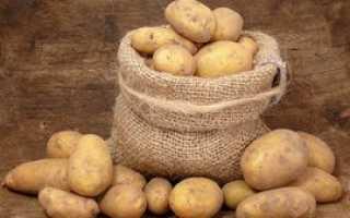 При скольки градусах замерзает картошка?