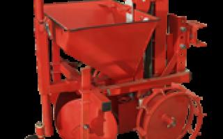 Копка картофеля мотоблоком Нева