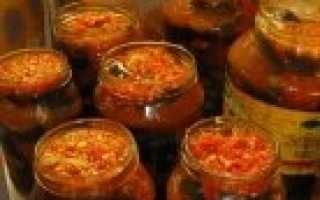 Баклажаны для зимы – рецепты с фотографиями на (84 рецепта для баклажанов на зиму)