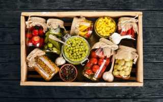 Как хранить консервы на зиму – советы от Chefmarket